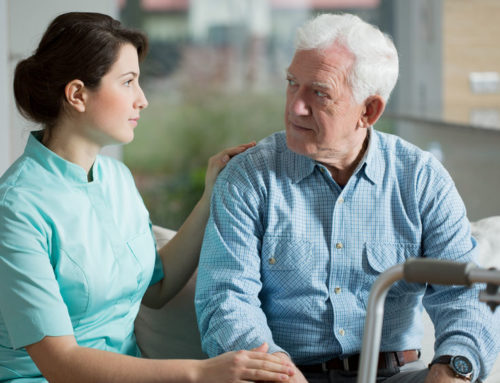 Having the Nursing Home Discussion