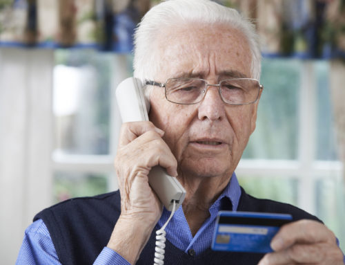 4 Red Flags Your Senior Is Experiencing Fraud