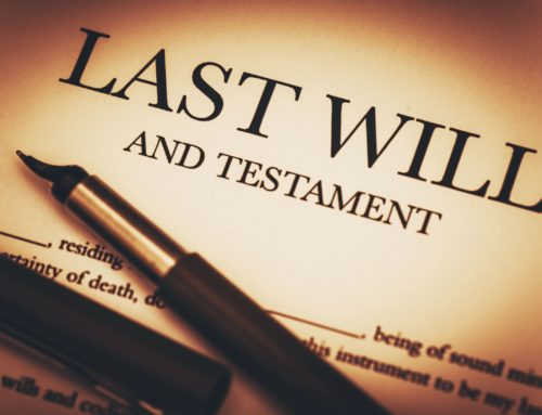 When a Senior Can and Can't Sign a Will