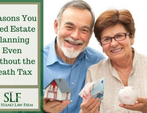 Reasons You Need Estate Planning Even Without the Death Tax