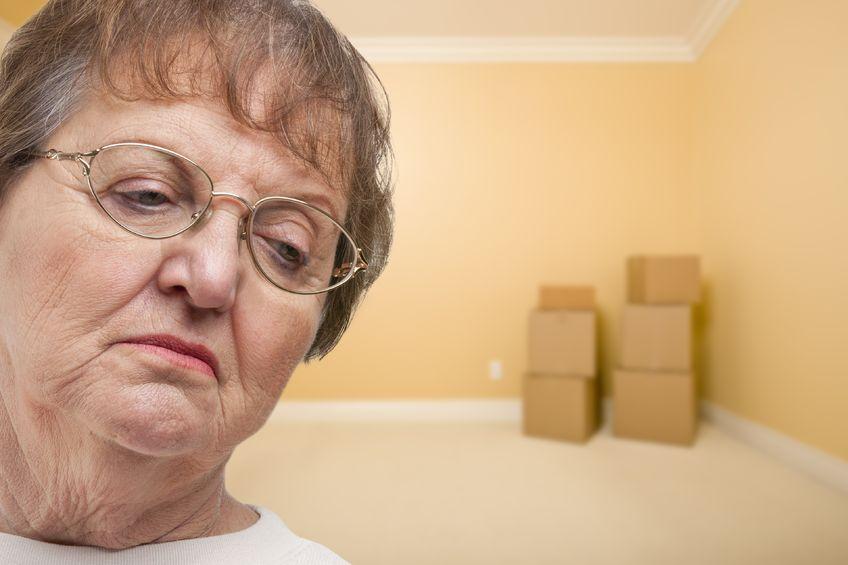 Nursing home eviction