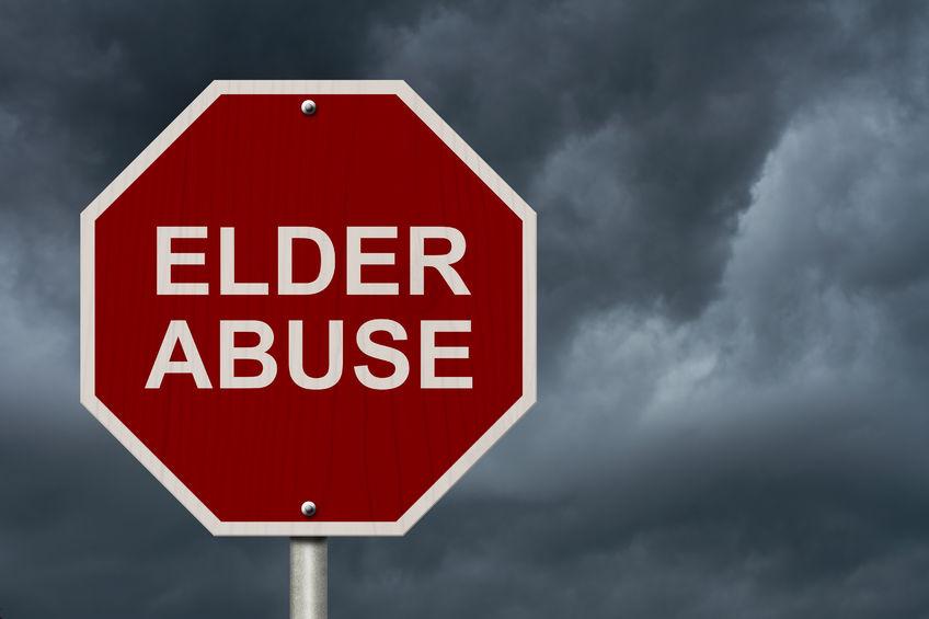 identify elder abuse