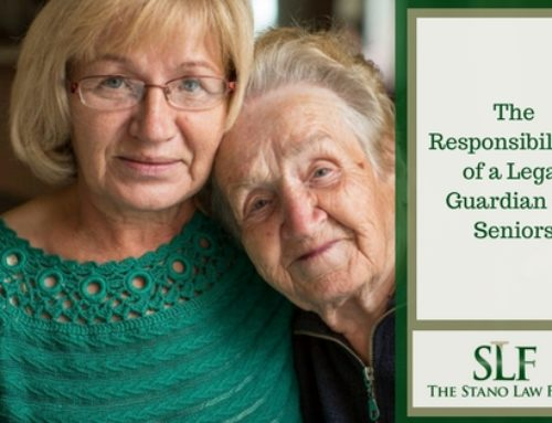 The Responsibilities of a Legal Guardian for Seniors