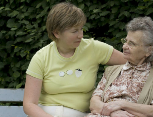 Making the Decision to Place Your Parent in Long-Term Care
